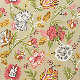 Thibaut Cayman Beige and Pink T4904