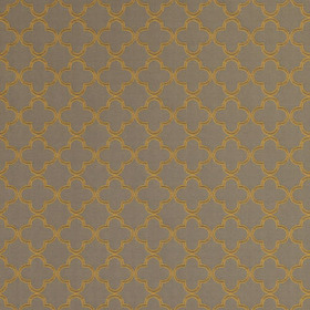 Thibaut Charm Gold on Taupe W74346
