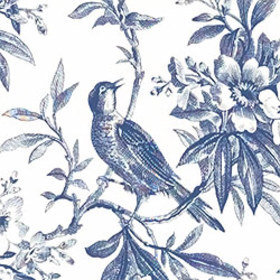 Thibaut Chelsea Morning Toile Blue-White T7332