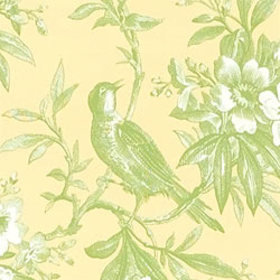 Thibaut Chelsea Morning Toile Green-Yellow T7334