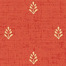Thibaut Cheshire Red T5138