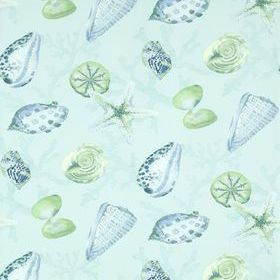 Thibaut Clearwater Aqua and Blue T5762