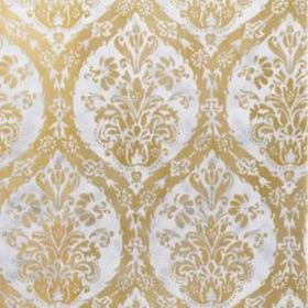Thibaut Cordoba Damask Metallic Gold and Silver T8665
