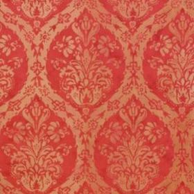 Thibaut Cordoba Damask Red T8661