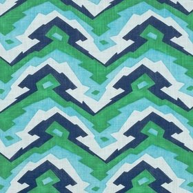 Thibaut Deco Mountain Blue-Green F913076