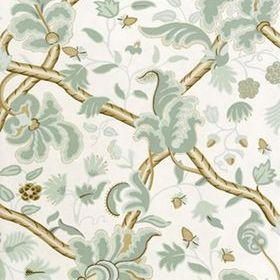 Thibaut Denmark Aqua on Cream 839T6030