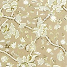 Thibaut Denmark Green and Beige 839T6034