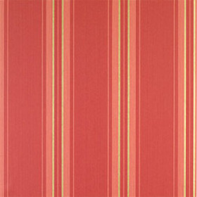 Thibaut Derby Stripe Red T2808