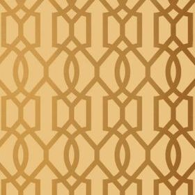 Thibaut Downing Gate Metallic Gold on Camel T10047