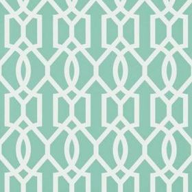 Thibaut Downing Gate Turquoise T16046