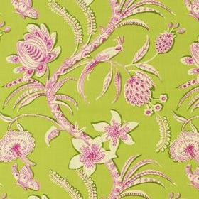 Thibaut Ecuador Green and Pink F99250