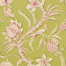 Thibaut Ecuador Pink and Green T9250