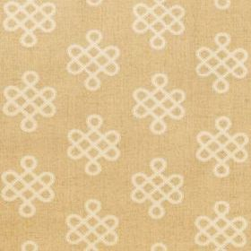 Thibaut Endless Knot Cream T3628