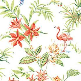 Thibaut Flamingo Bay White T6744