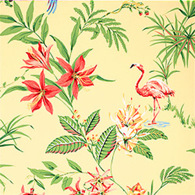 Thibaut Flamingo Bay Yellow T6742
