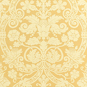Thibaut Fortune Damask Gold T1736