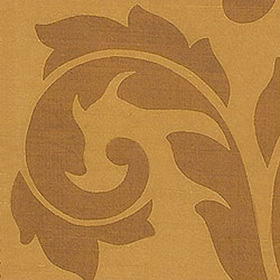 Thibaut Frotolla Silk Brown F91302