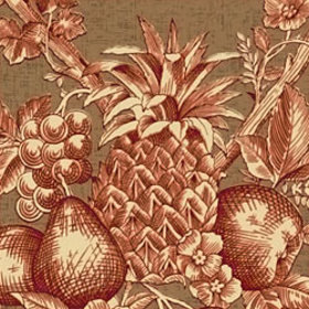 Thibaut Fruit Bouquet Bronze T7324
