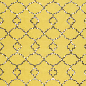Thibaut Gibraltar Embroidery Gold W72769