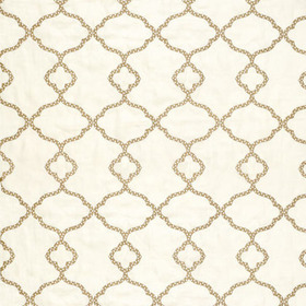 Thibaut Gibraltar Embroidery Off White W72770