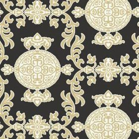Thibaut Halie Black and Beige T36114