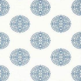 Thibaut Halie Circle Blue T36170