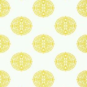Thibaut Halie Circle Yellow T36168