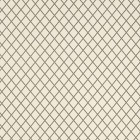 Thibaut Hartmann Trellis Charcoal on Off White T10068