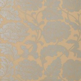 Thibaut Hathaway Silver on Taupe T10078