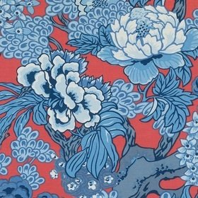 Thibaut Honshu Red and Blue F975489
