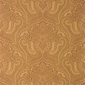 Thibaut Indienne Paisley Brown T5612