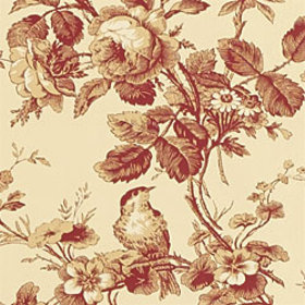 Thibaut Isabelle Red-Cream T7355