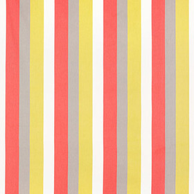 Thibaut Jayanti Stripe Coral and Green W764115