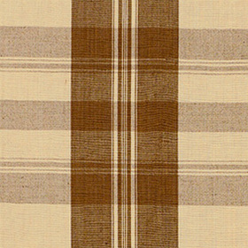 Thibaut Khimani Plaid Brown W88013