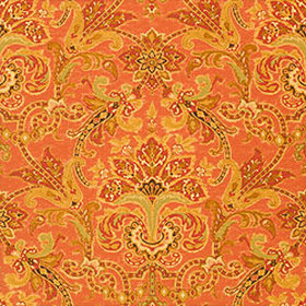 Thibaut Leopold Orange T3306
