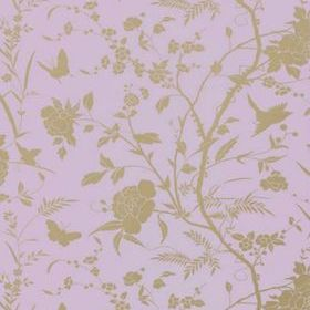 Thibaut Liang Lavender with Metallic Gold T36178