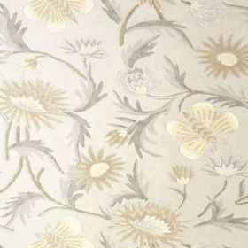 Thibaut Lizette White and Grey T36152