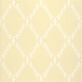 Thibaut London Trellis Straw T4736