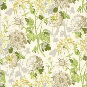 Thibaut Longwood Yellow and Beige F94130