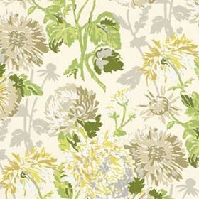 Thibaut Longwood Yellow and Beige T4130