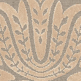 Thibaut Luxembourg Damask Taupe W71803