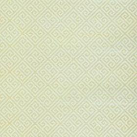 Thibaut Maze Grasscloth Metallic Gold on Aqua T41195