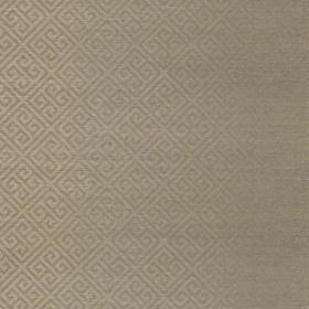 Thibaut Maze Grasscloth Metallic Gold on Grey T41200