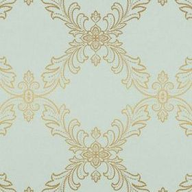 Thibaut Mirabeau Metallic on Aqua T4159