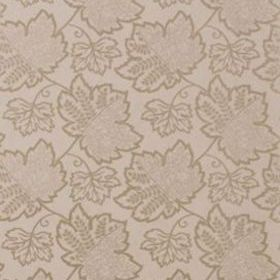 Thibaut New Canaan Metallic on Grey T9244