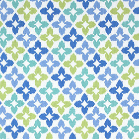 Thibaut Novia Weave Green and Blue F964128