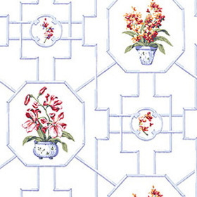 Thibaut Orchid White T3123