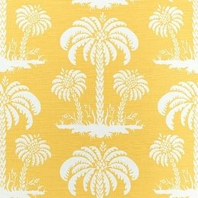 Thibaut Palm Island Yellow F913148
