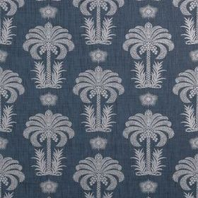 Thibaut Palm Springs Raffia Navy T5721