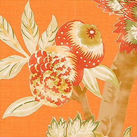 Thibaut Pondicherry Orange F97947